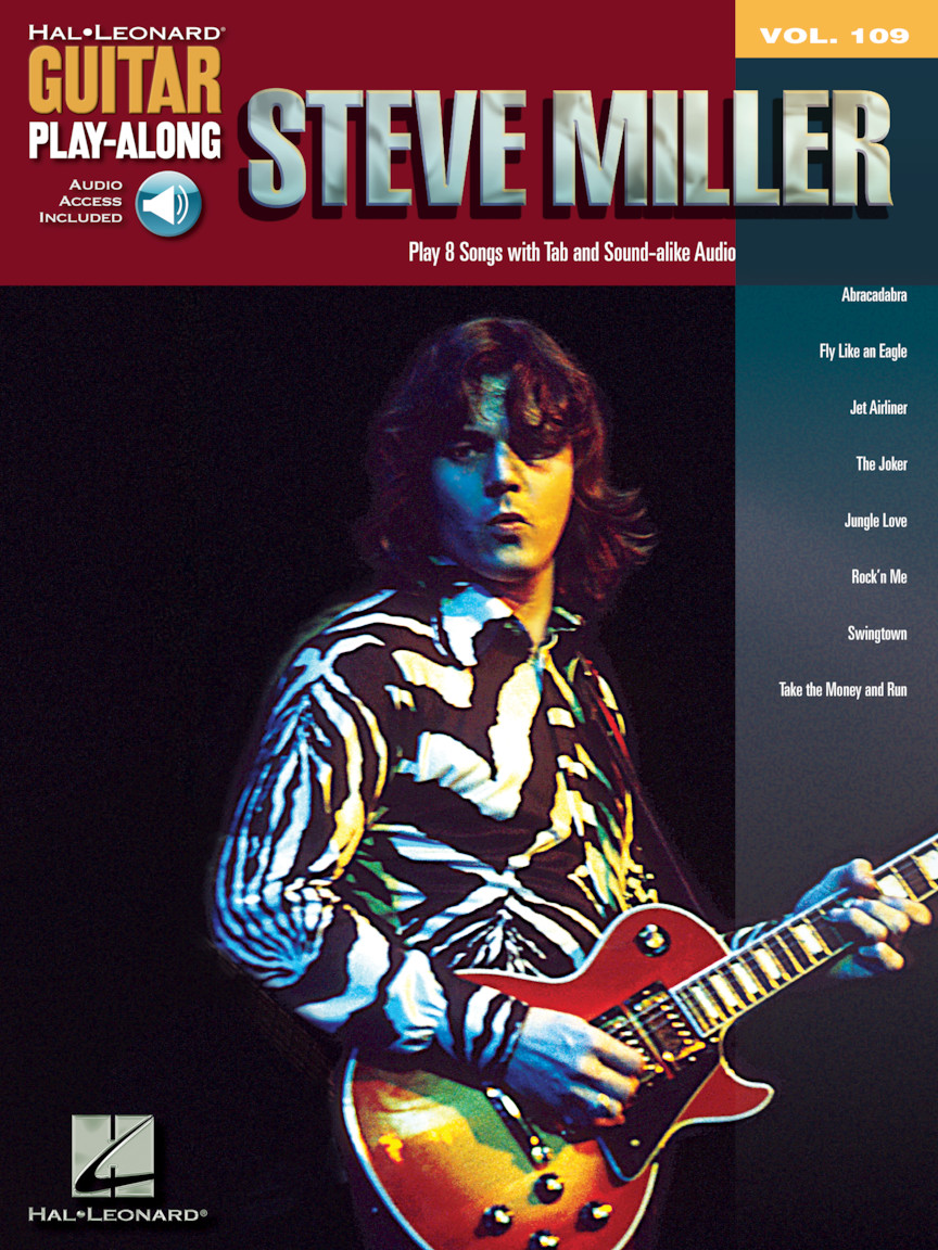 Product Cover for Steve Miller
