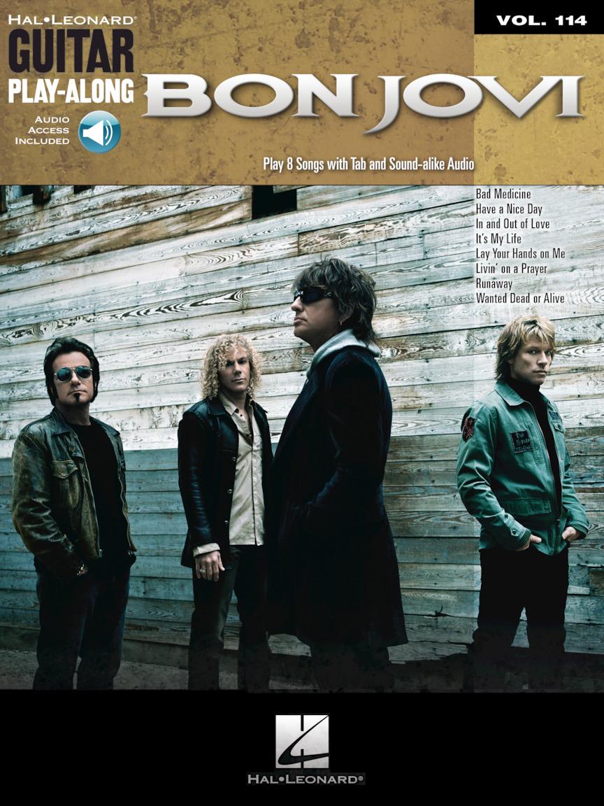 Product Cover for Bon Jovi