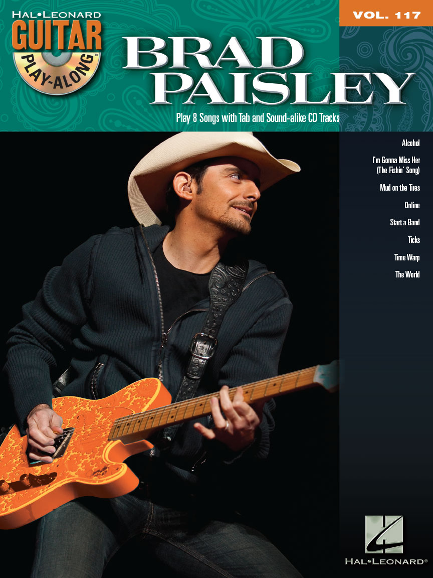 Product Cover for Brad Paisley
