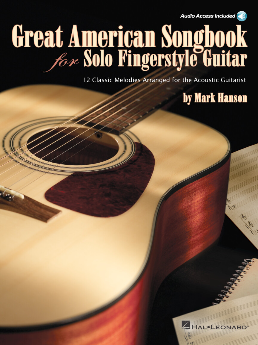 Product Cover for Great American Songbook for Solo Fingerstyle Guitar