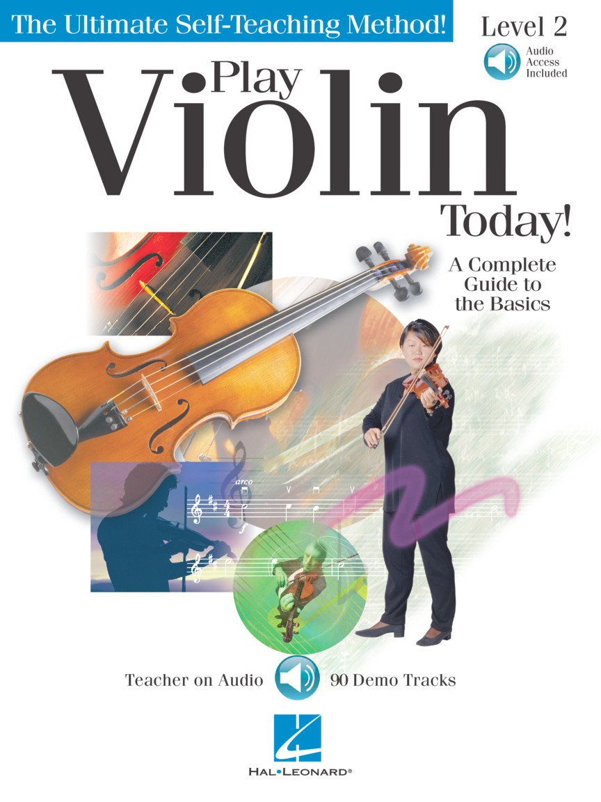 Product Cover for Play Violin Today! – Level 2