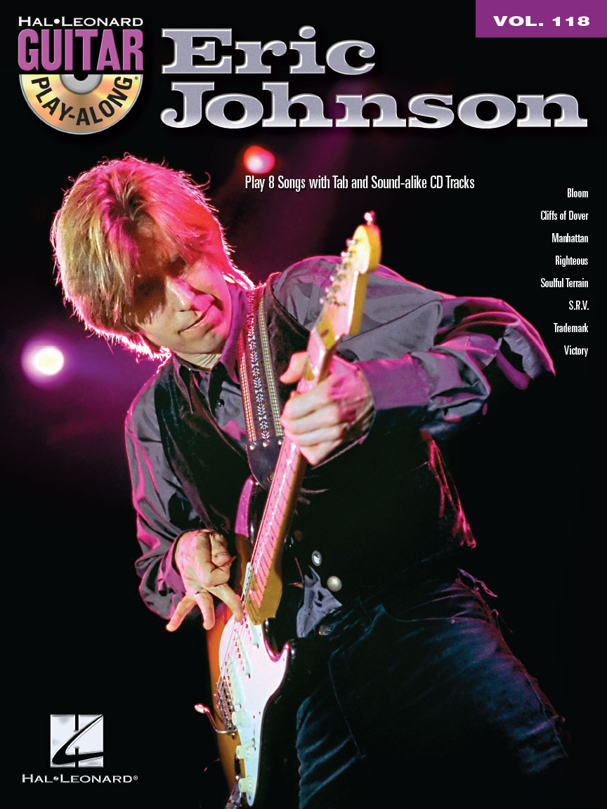 Product Cover for Eric Johnson