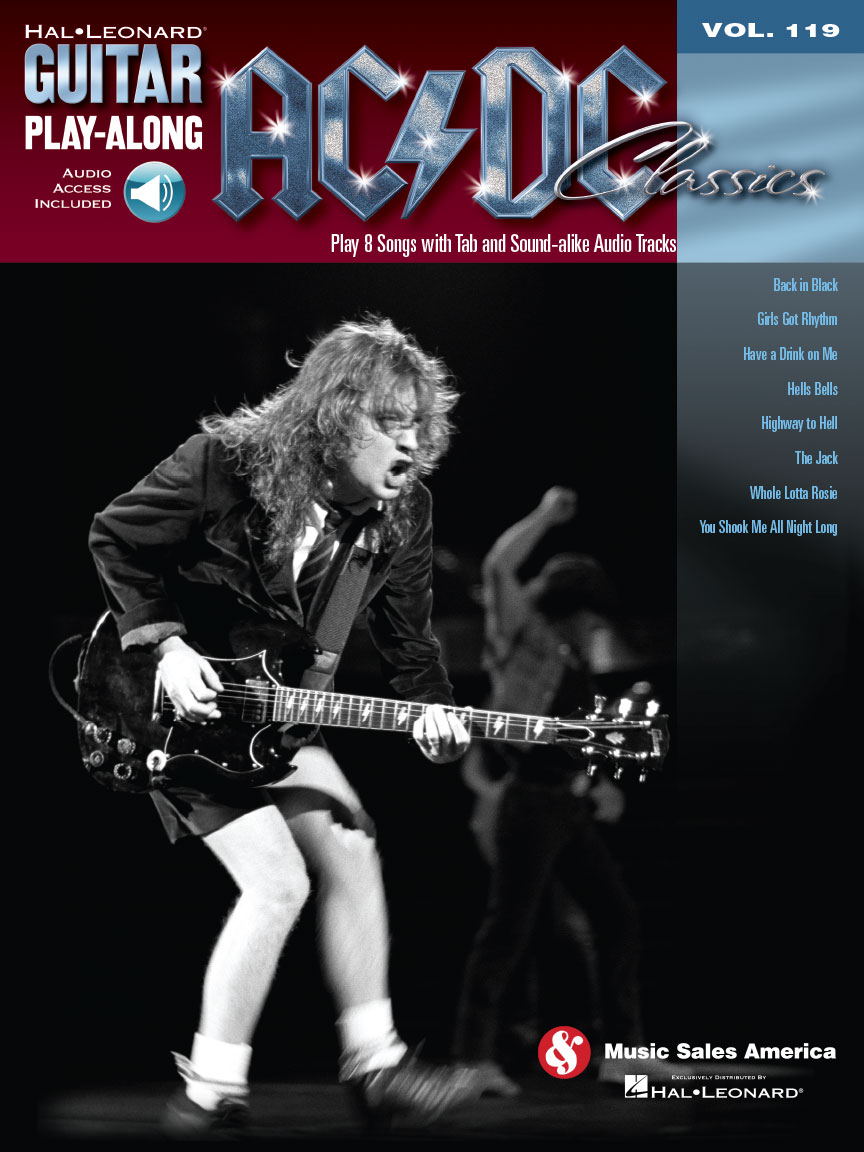 Product Cover for AC/DC Classics