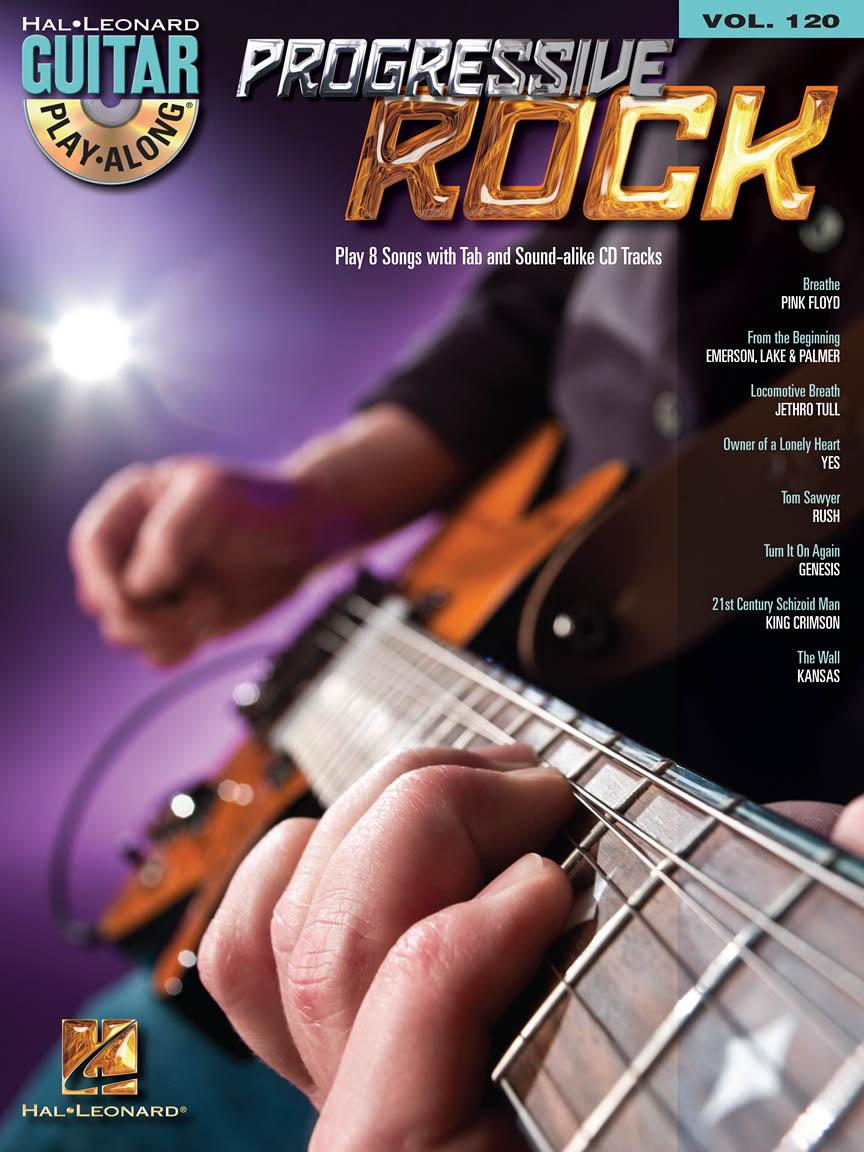 Product Cover for Progressive Rock