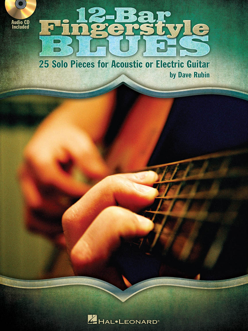 Product Cover for 12-Bar Fingerstyle Blues
