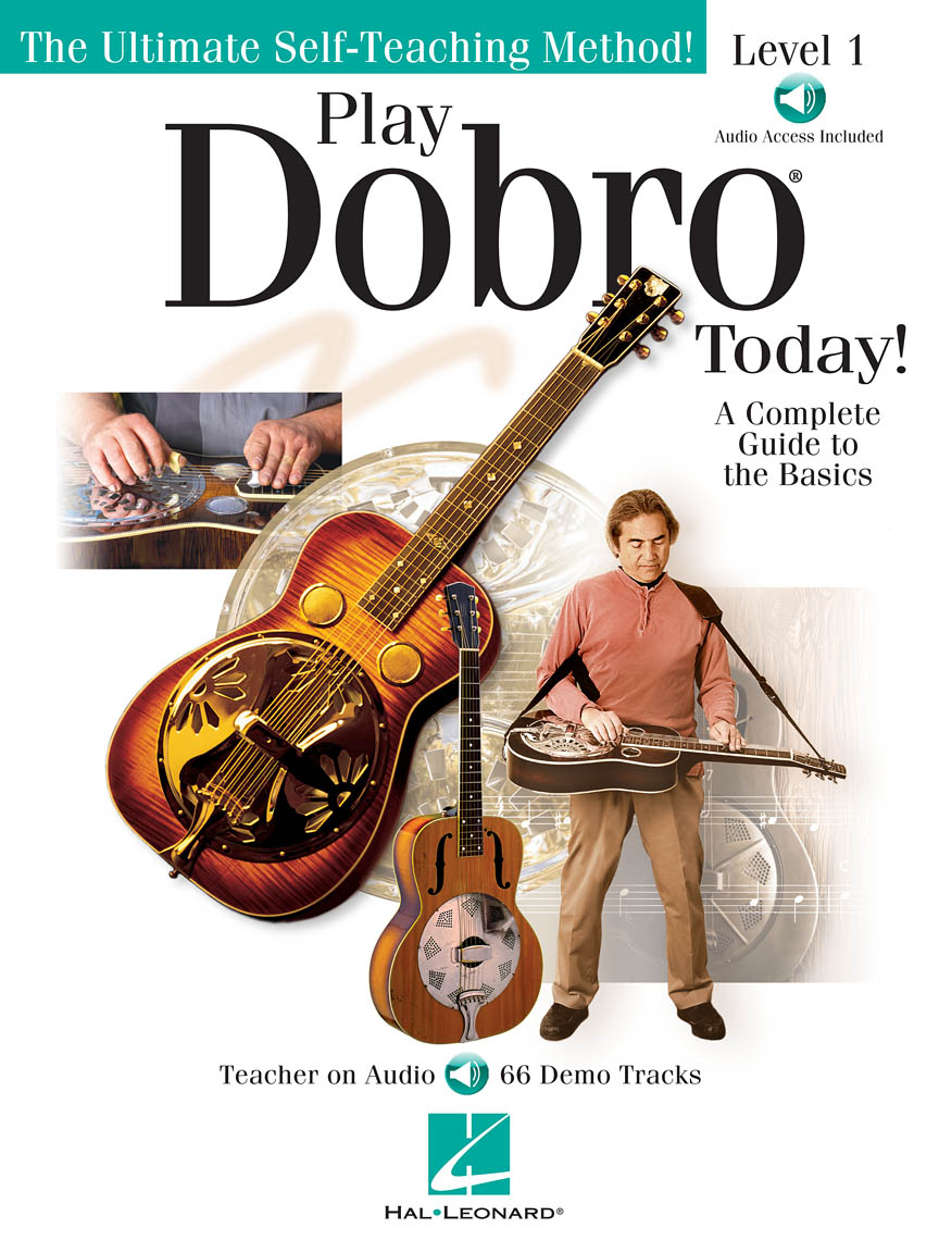 Product Cover for Play Dobro® Today! – Level 1