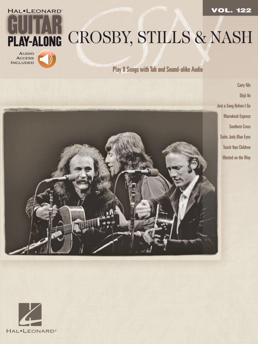 Product Cover for Crosby, Stills & Nash