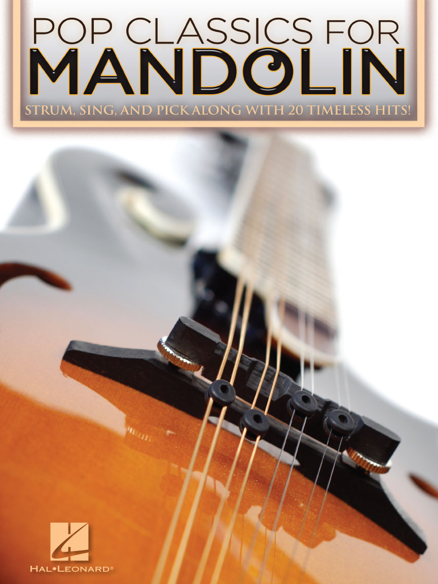 Product Cover for Pop Classics for Mandolin