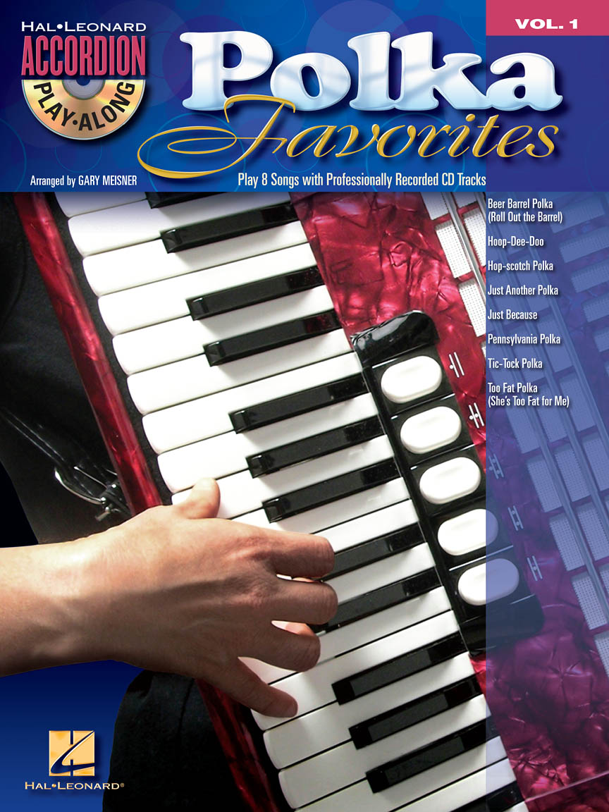 Product Cover for Polka Favorites