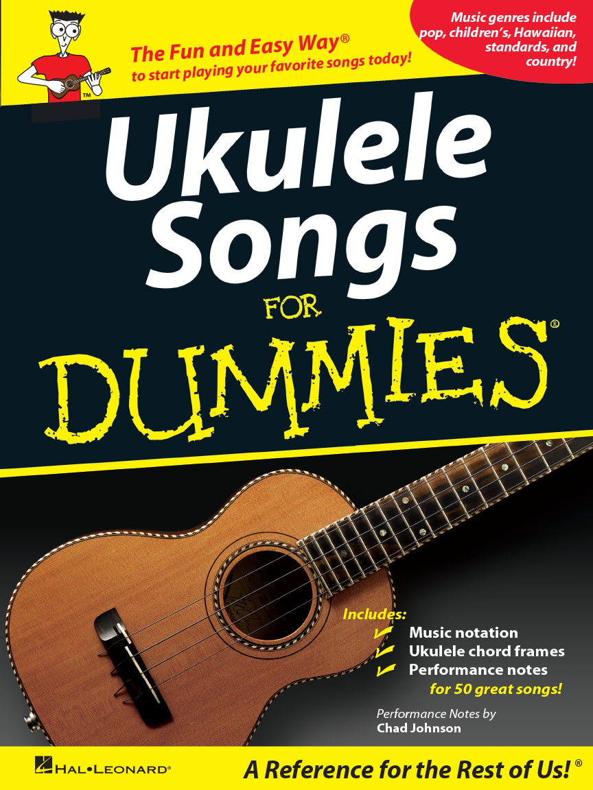 Product Cover for Ukulele Songs for Dummies