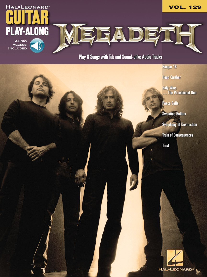 Product Cover for Megadeth