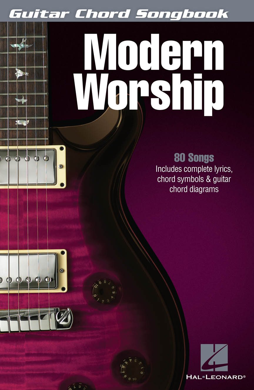 Product Cover for Modern Worship – Guitar Chord Songbook