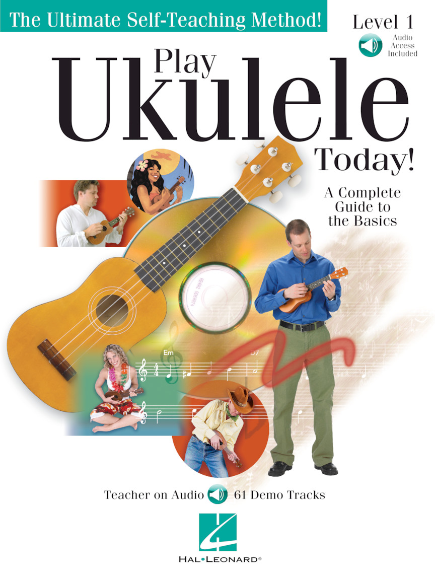 Product Cover for Play Ukulele Today! Beginner's Pack