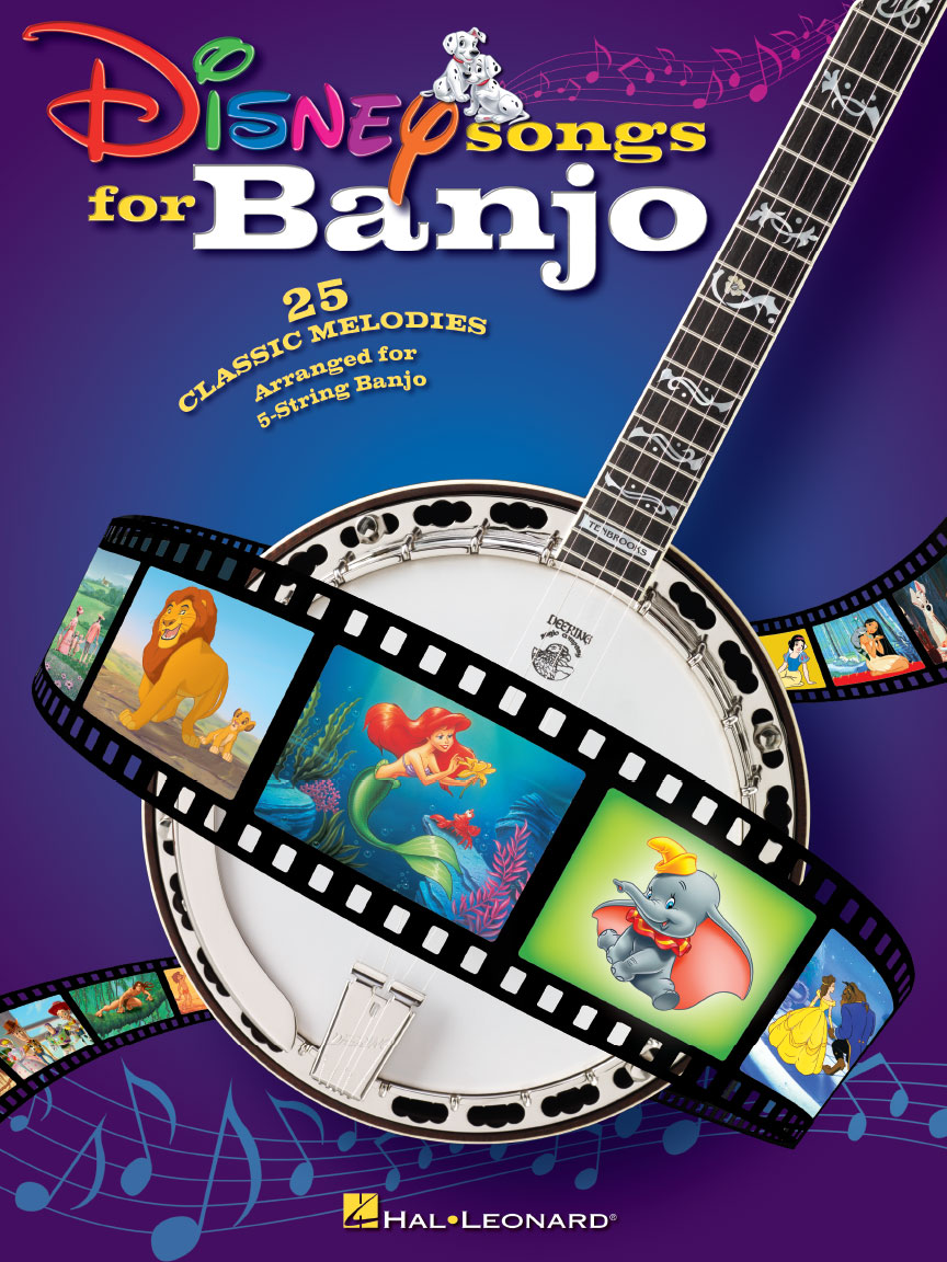 Product Cover for Disney Songs for Banjo