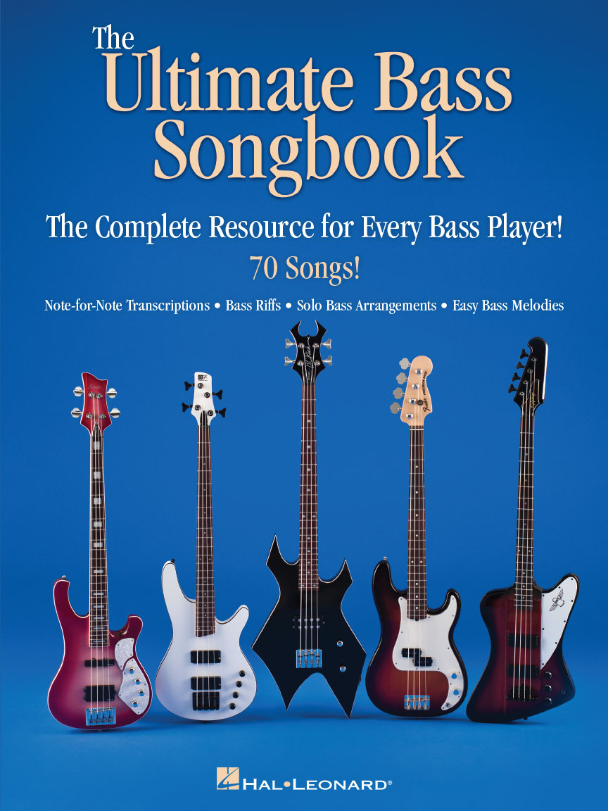 Product Cover for The Ultimate Bass Songbook