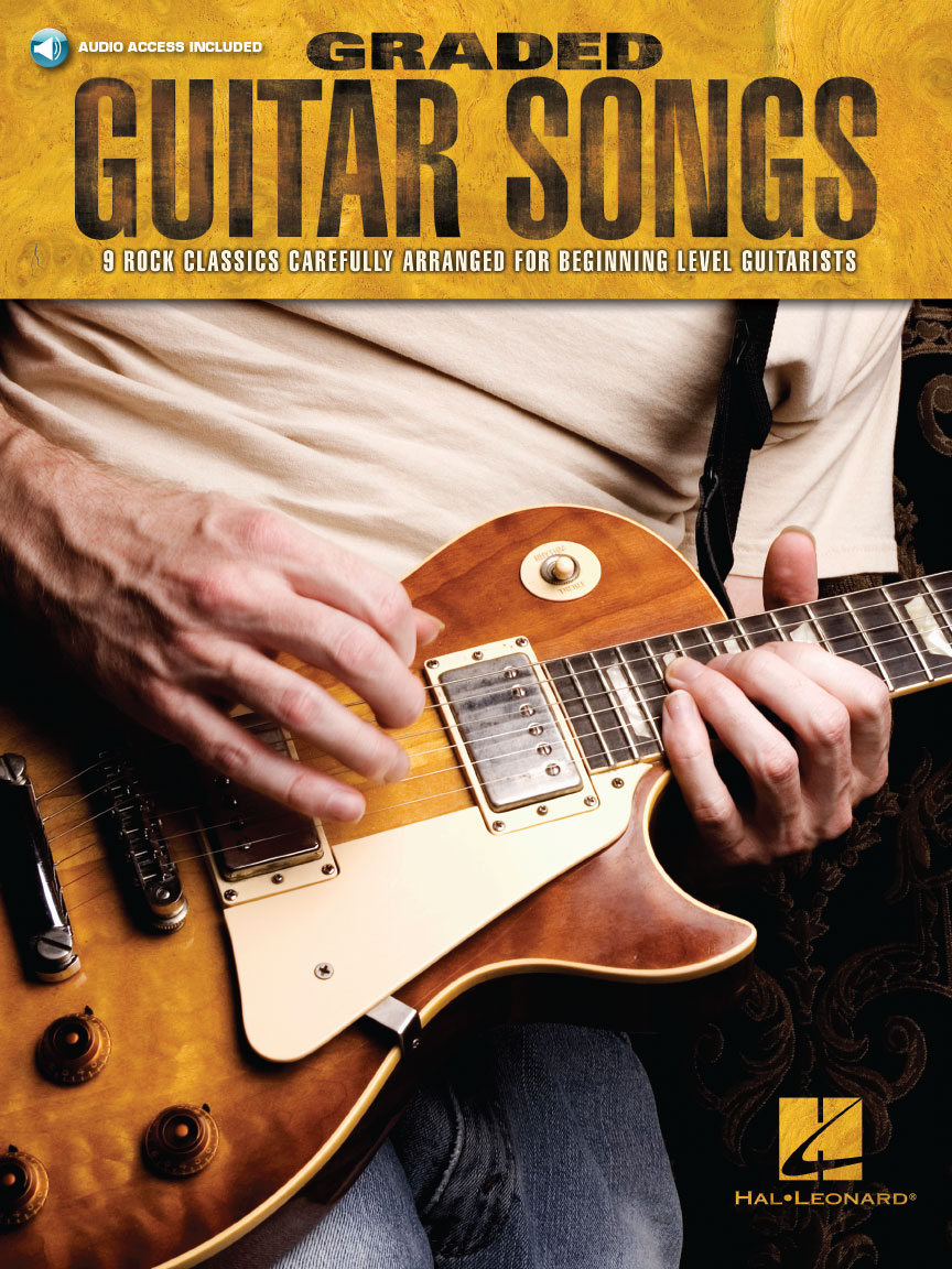 Product Cover for Graded Guitar Songs