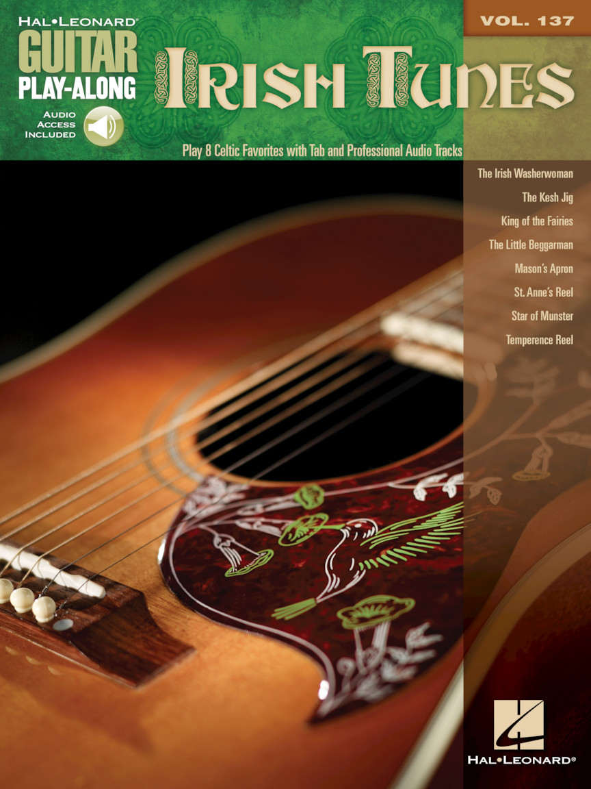 Product Cover for Irish Tunes