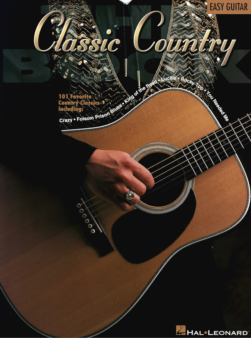 Product Cover for The Classic Country Book