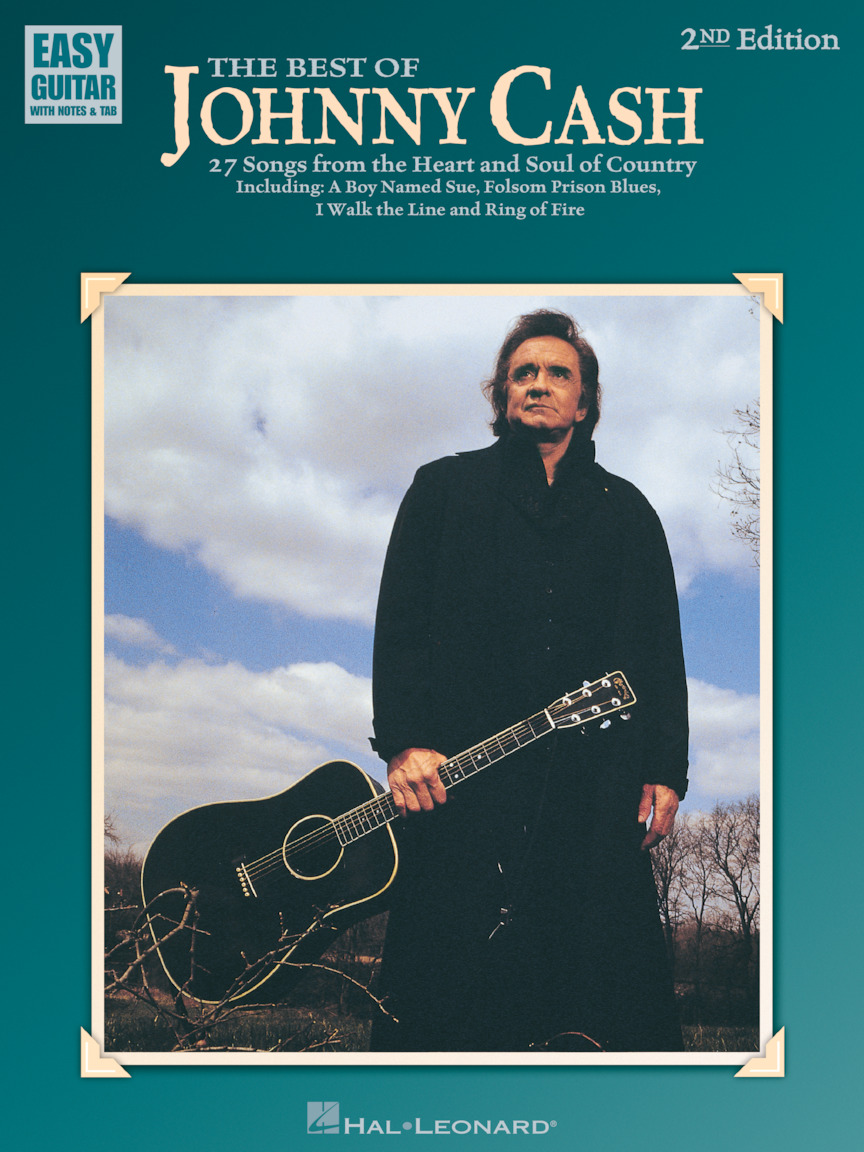 Product Cover for The Best of Johnny Cash – 2nd Edition
