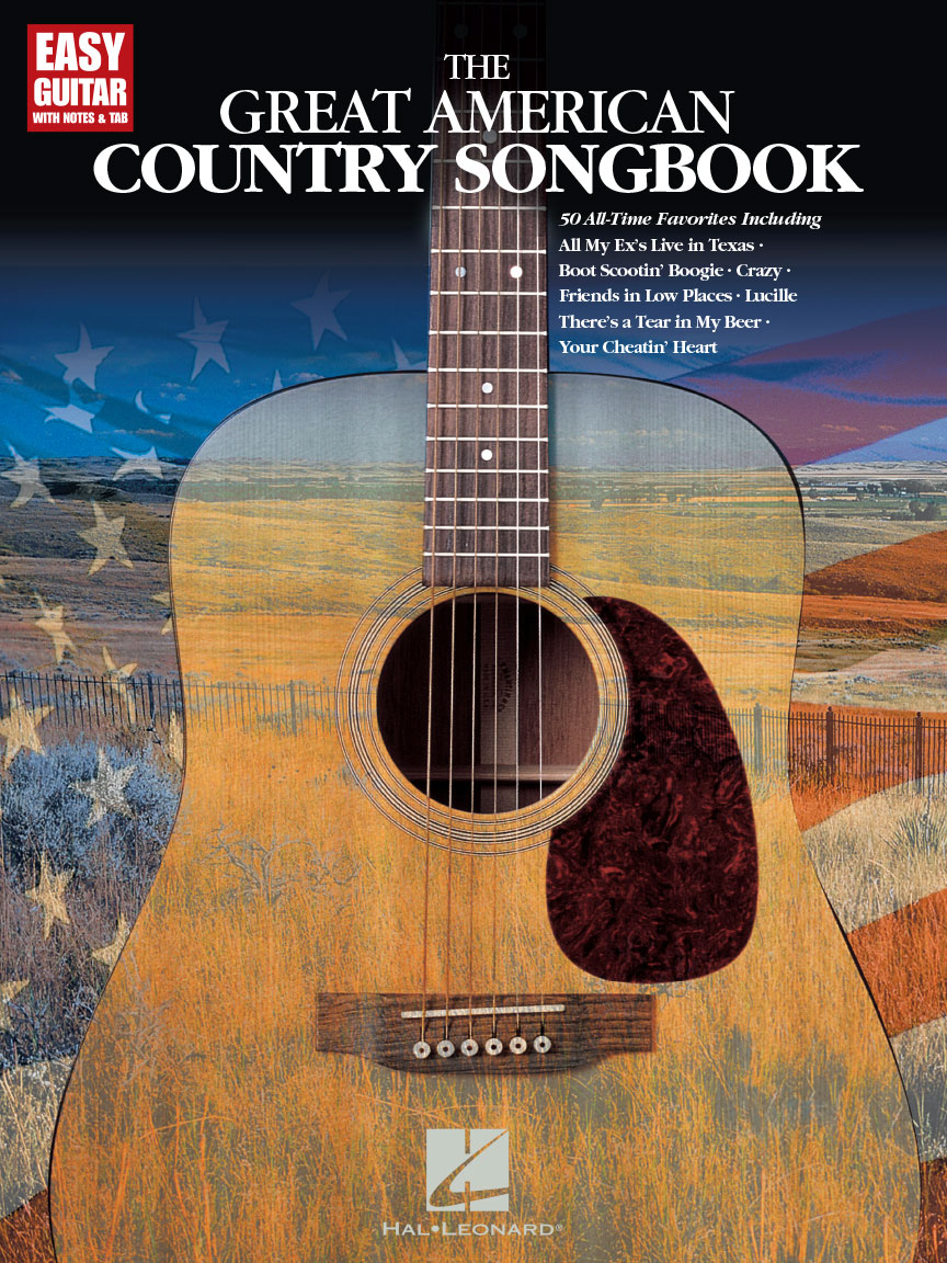Product Cover for The Great American Country Songbook