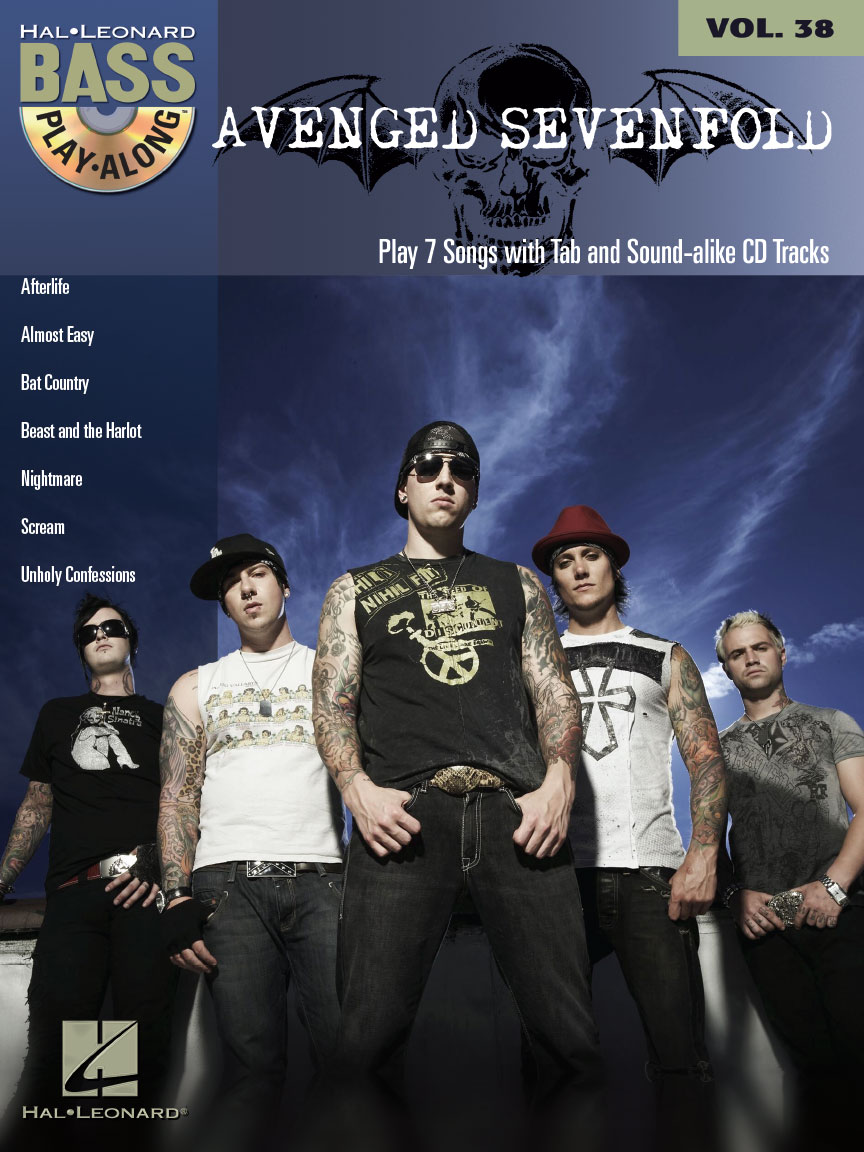 Product Cover for Avenged Sevenfold