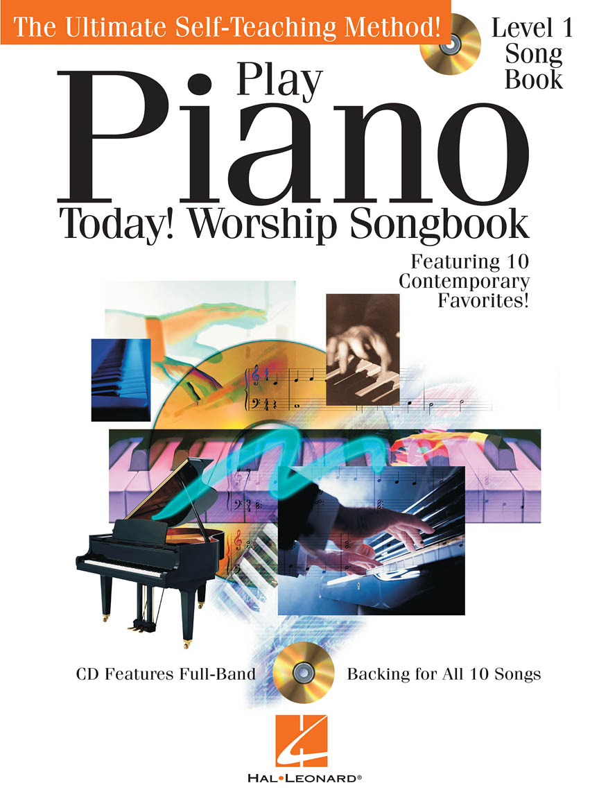 Product Cover for Play Piano Today! – Worship Songbook