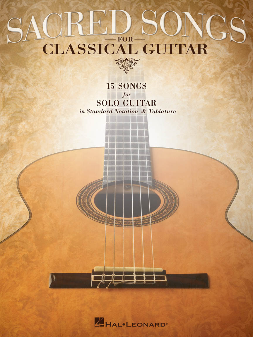 Product Cover for Sacred Songs for Classical Guitar