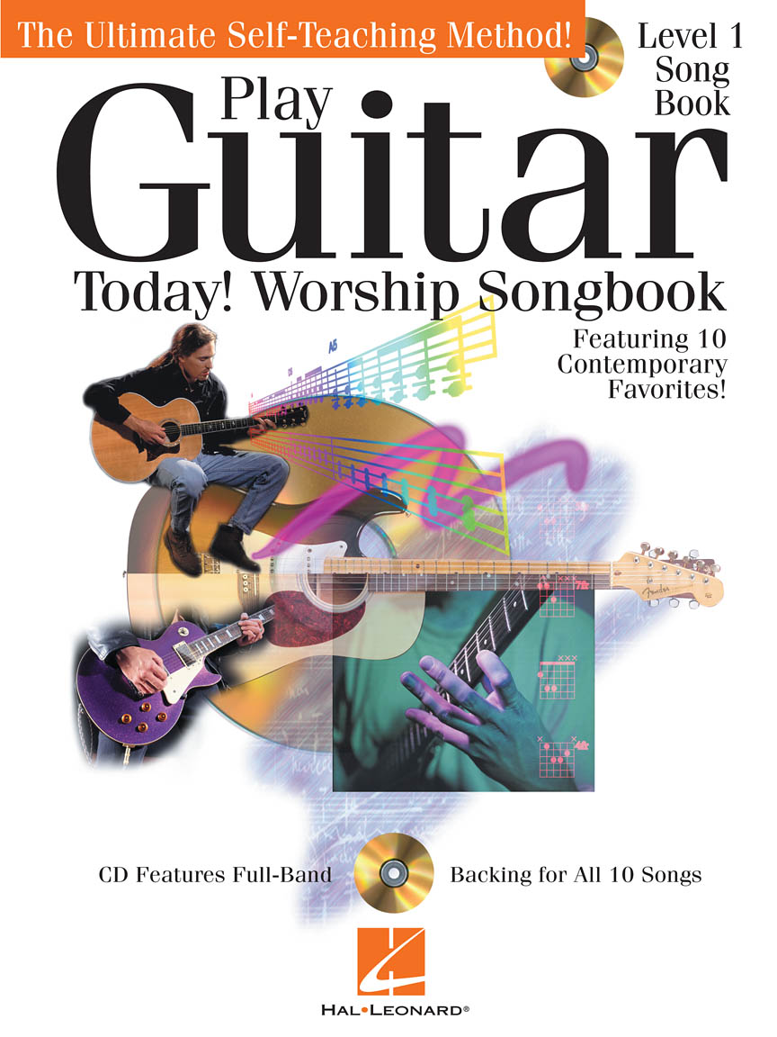 Play Guitar Today! – Worship Songbook