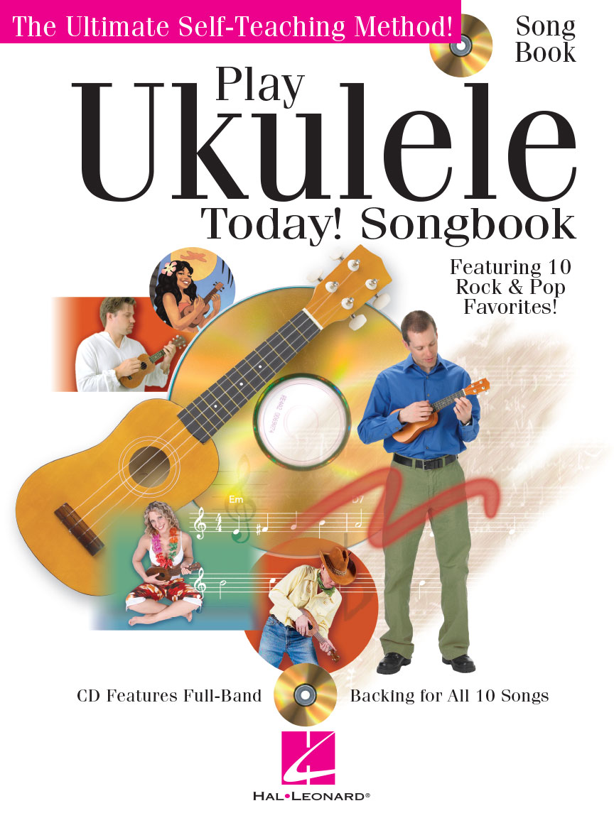 Product Cover for Play Ukulele Today! Songbook