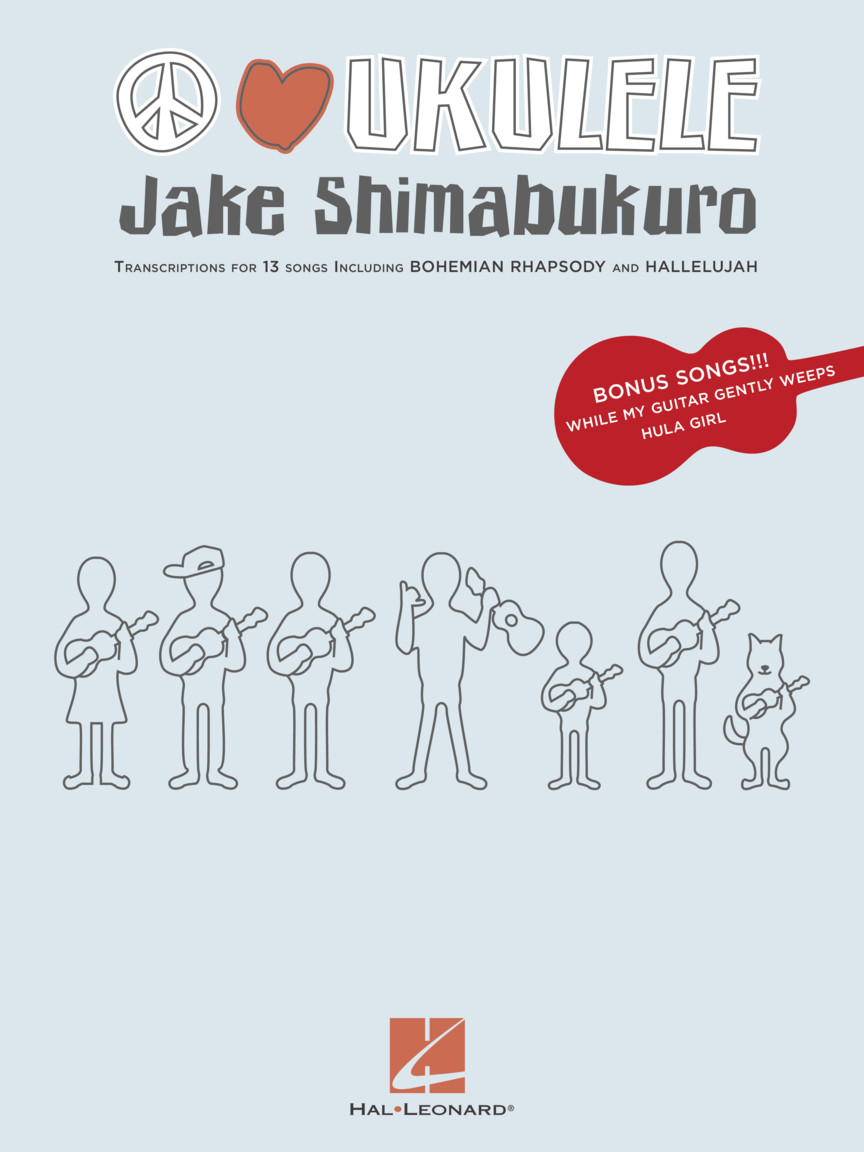 Product Cover for Jake Shimabukuro – Peace Love Ukulele