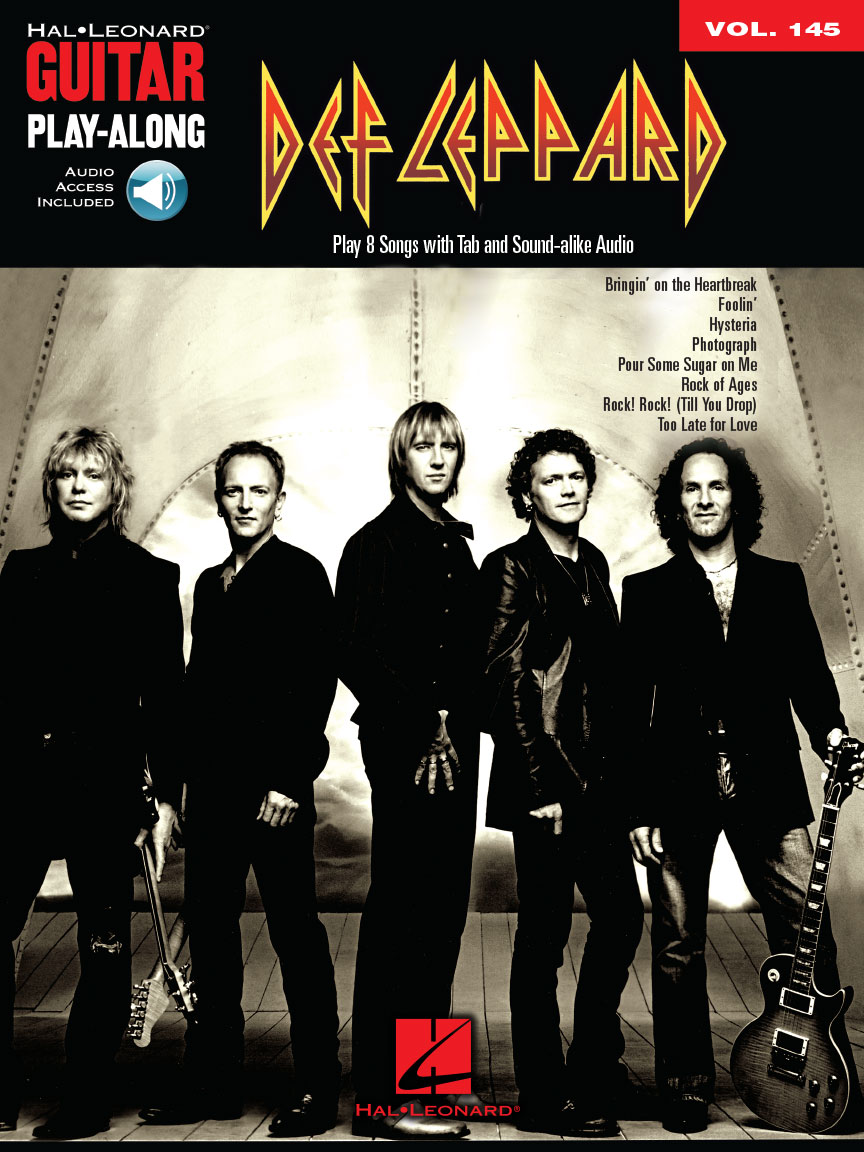 Product Cover for Def Leppard