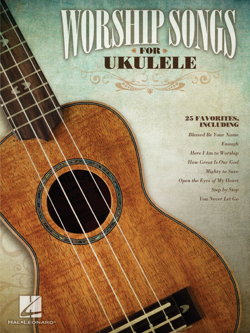 Product Cover for Worship Songs for Ukulele