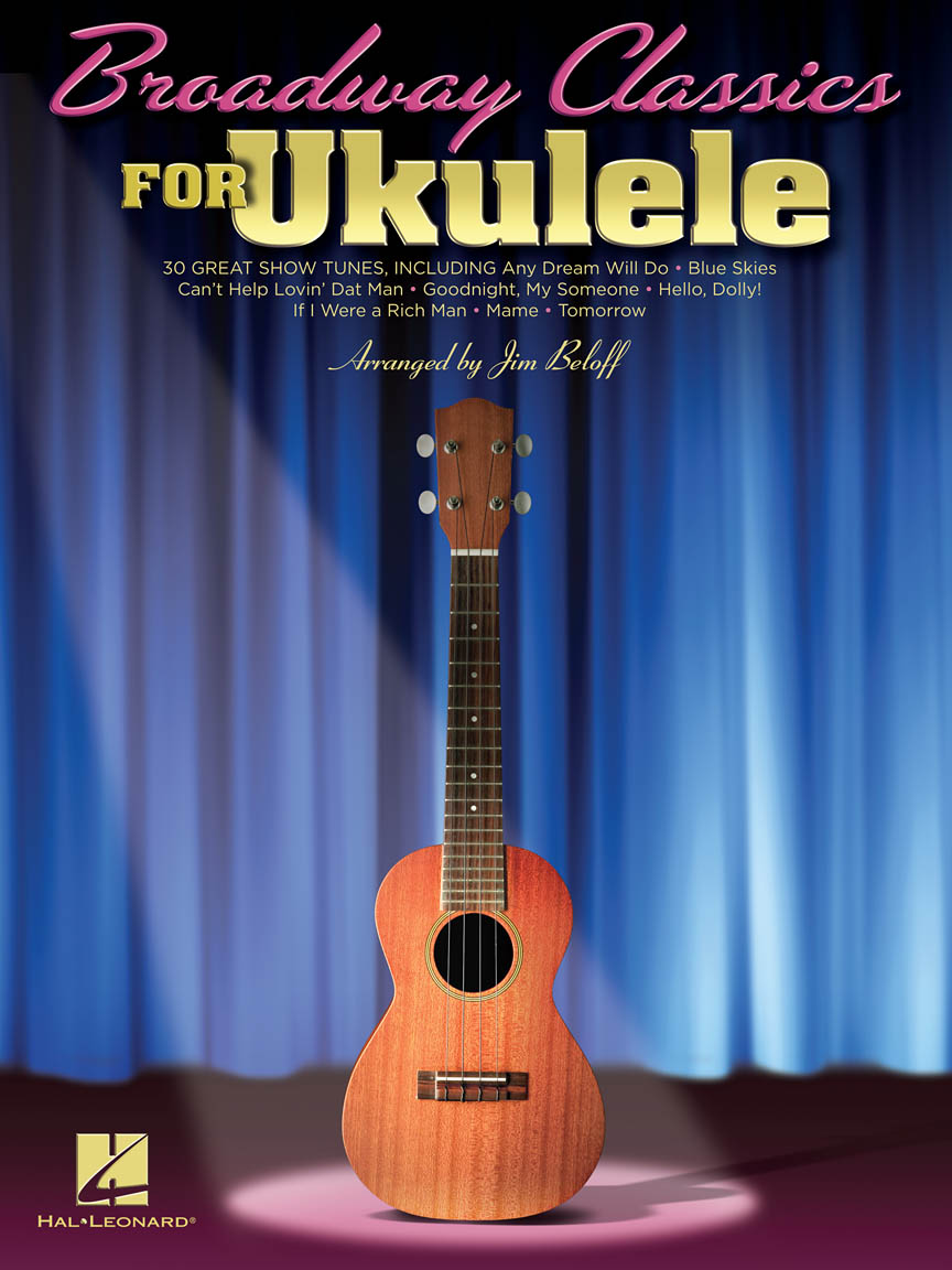 Product Cover for Broadway Classics for Ukulele