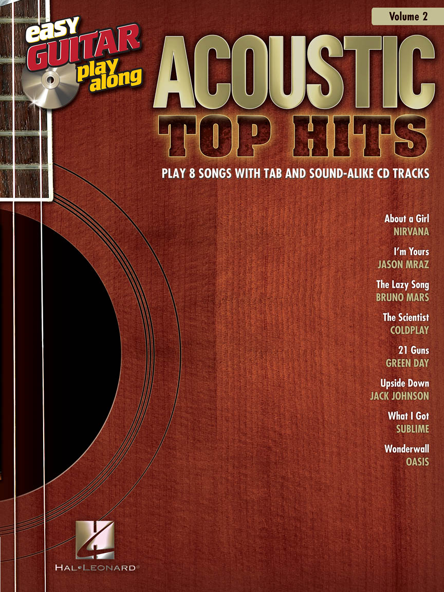 Product Cover for Acoustic Top Hits