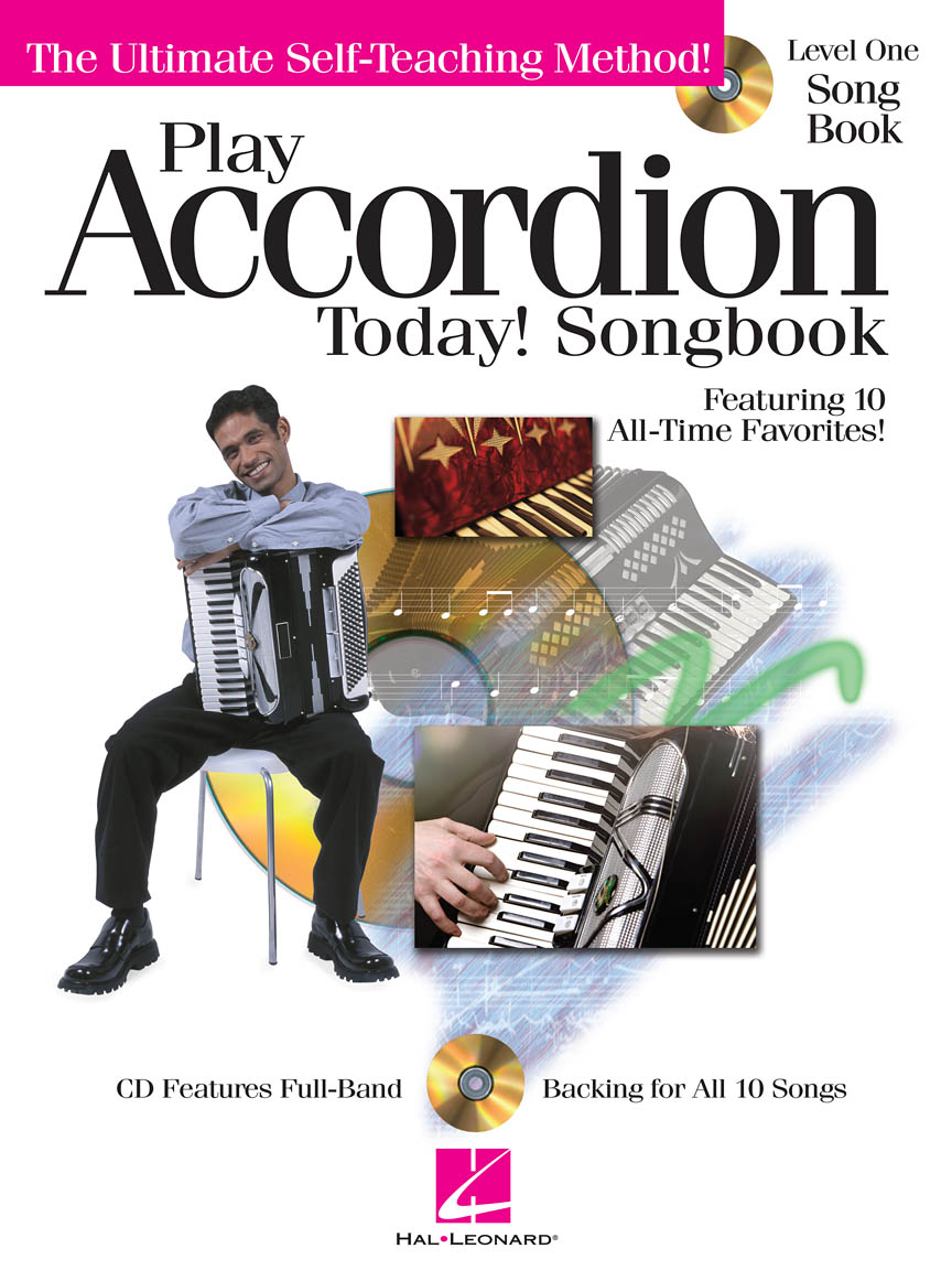 Product Cover for Play Accordion Today! Songbook – Level 1
