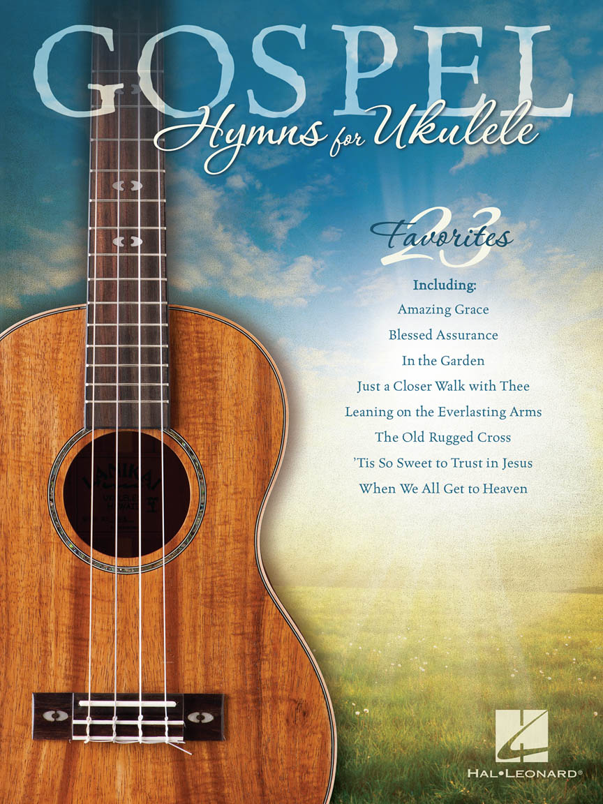 Product Cover for Gospel Hymns for Ukulele