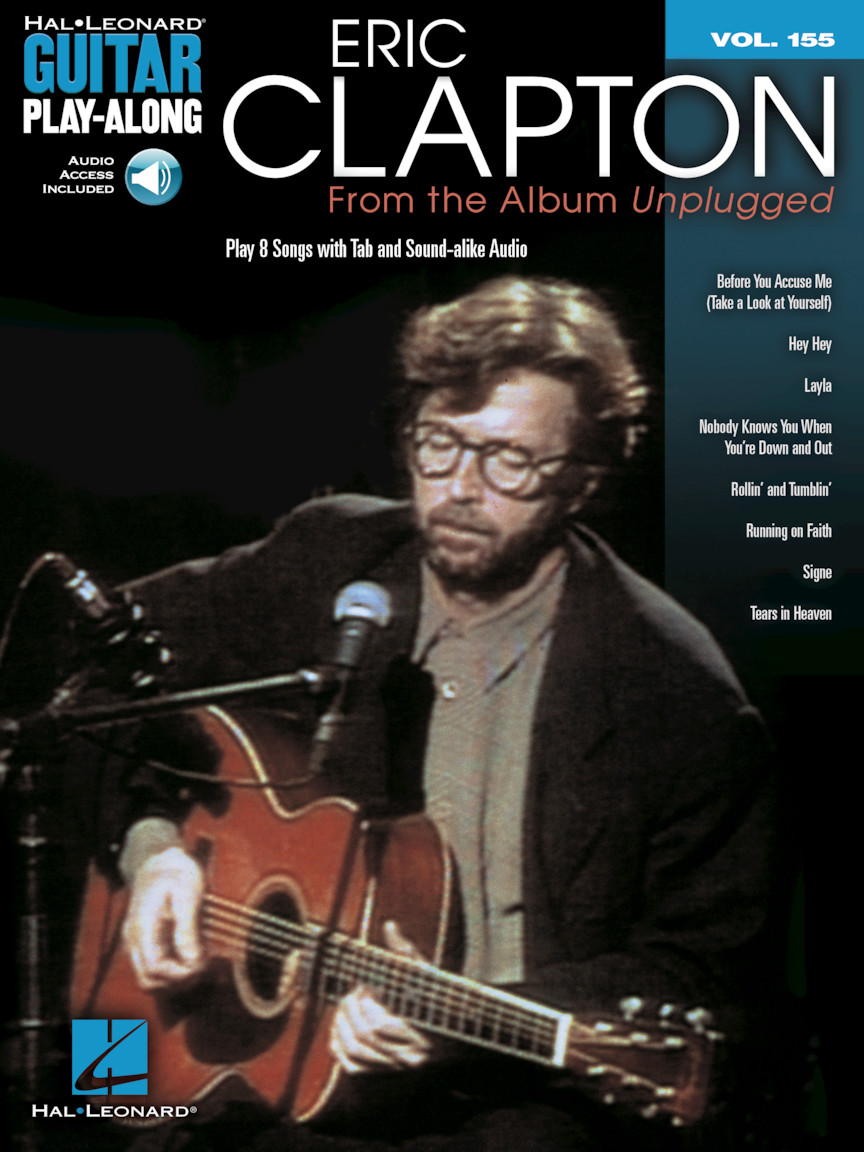 Product Cover for Eric Clapton – From the Album Unplugged
