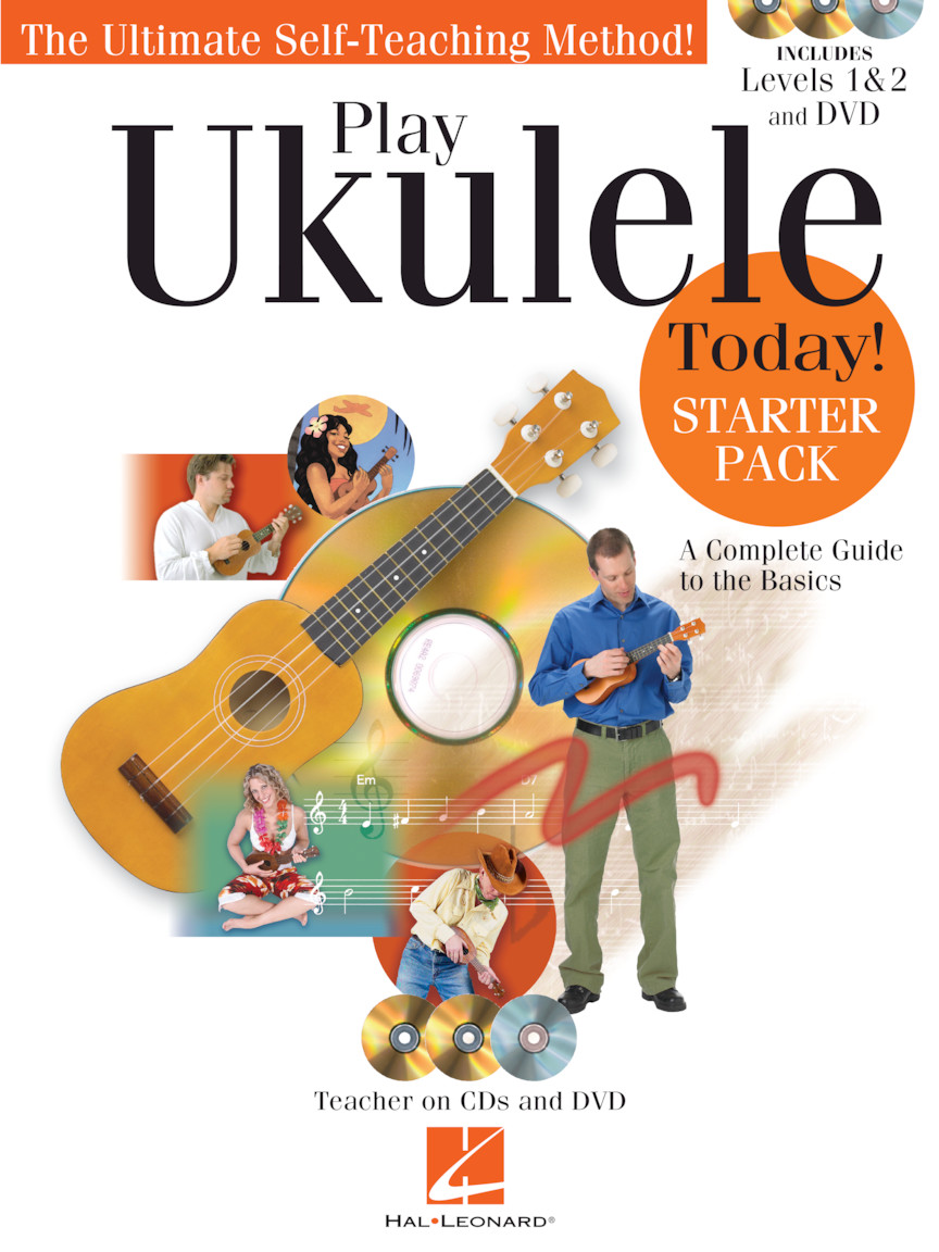 Product Cover for Play Ukulele Today! – Starter Pack