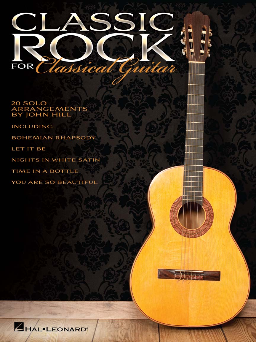 Product Cover for Classic Rock for Classical Guitar