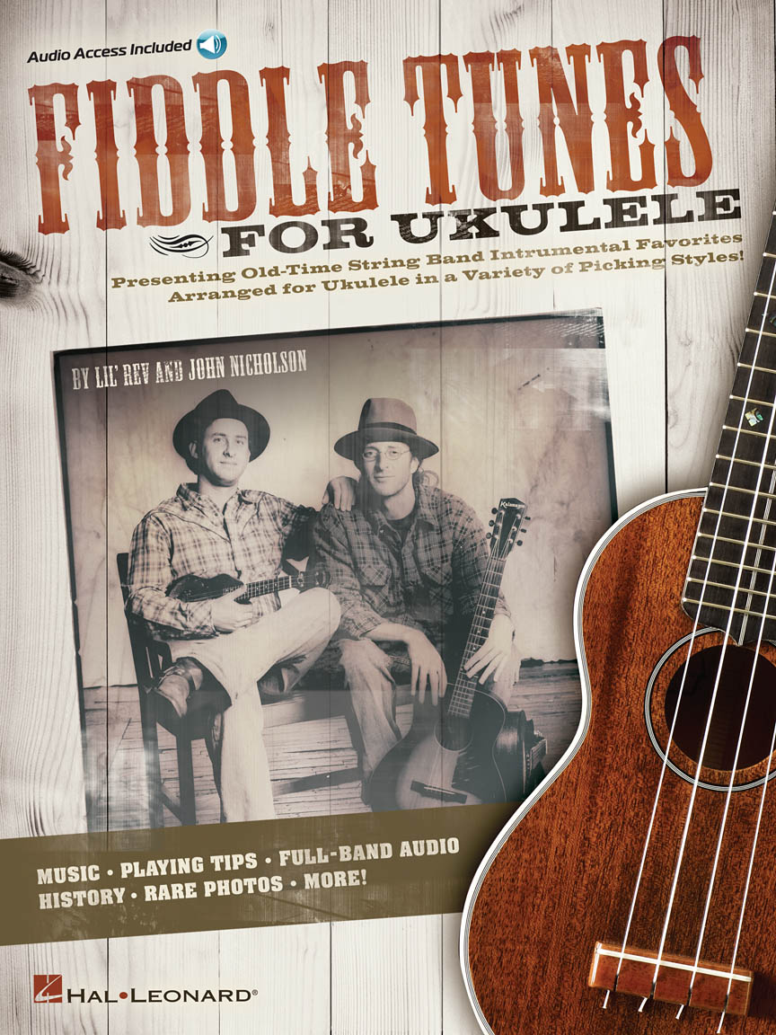 Product Cover for Fiddle Tunes for Ukulele