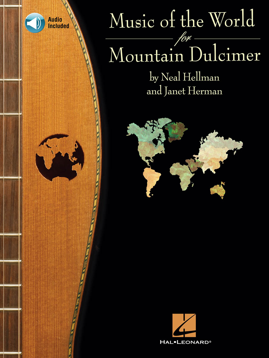 Product Cover for Music of the World for Mountain Dulcimer