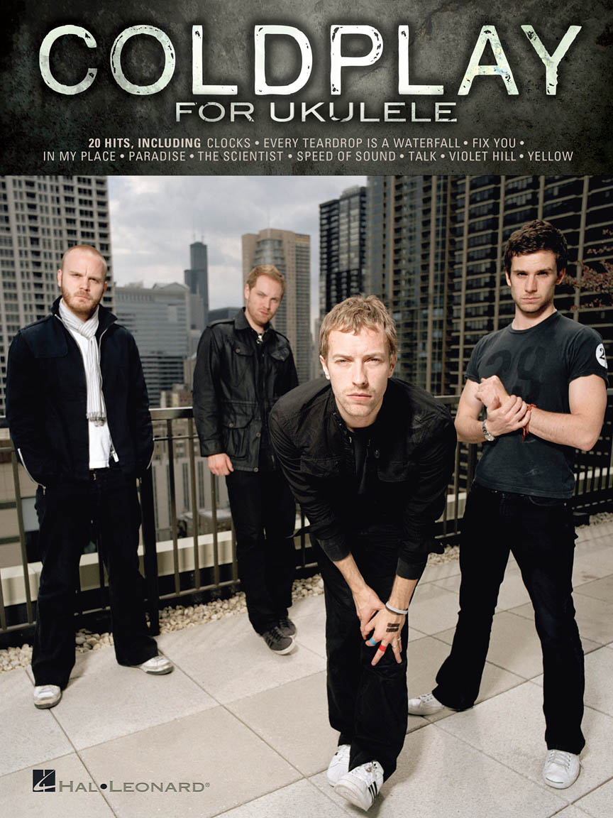Product Cover for Coldplay for Ukulele