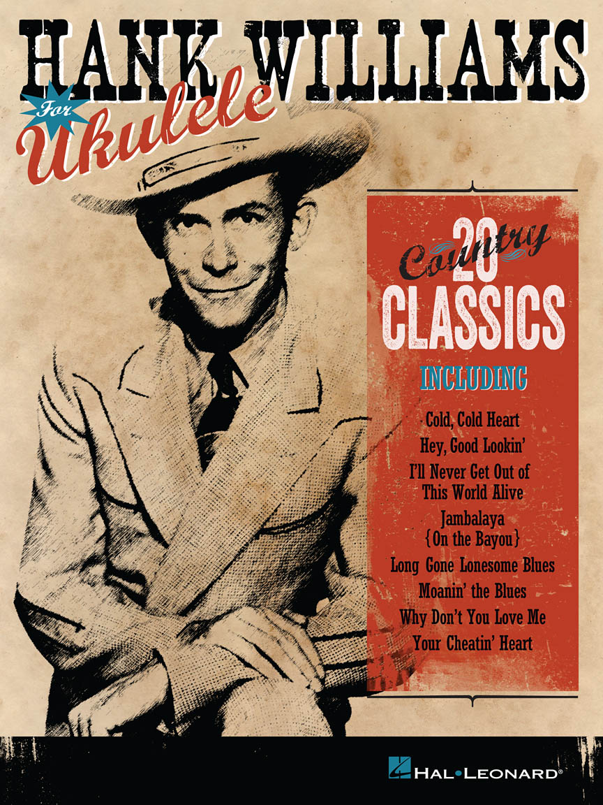 Product Cover for Hank Williams for Ukulele