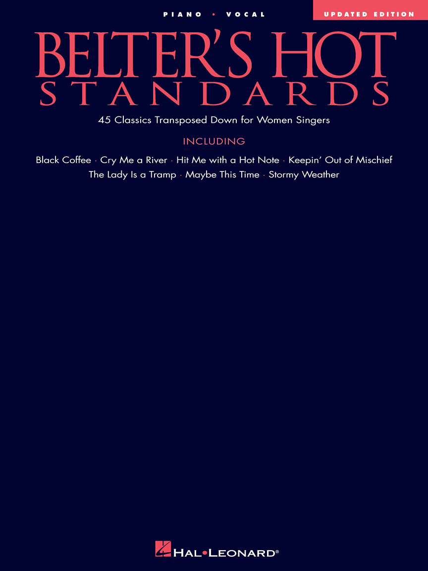 Product Cover for Belter's Hot Standards – Updated Edition