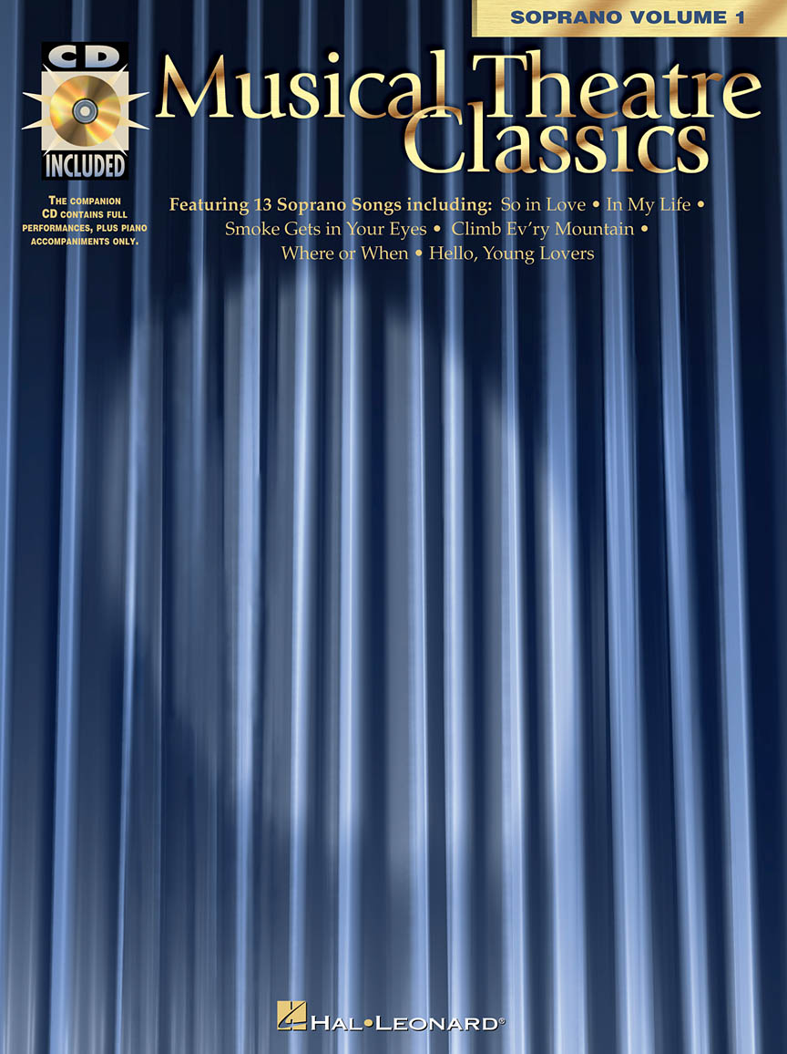 Product Cover for Musical Theatre Classics