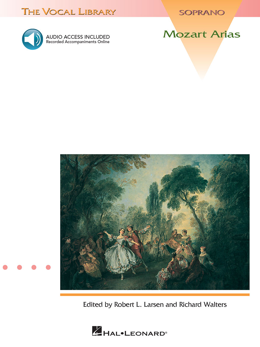 Product Cover for Mozart Arias for Soprano
