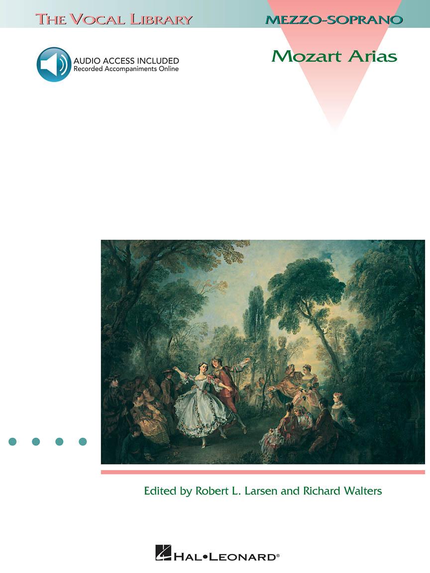 Product Cover for Mozart Arias for Mezzo-Soprano