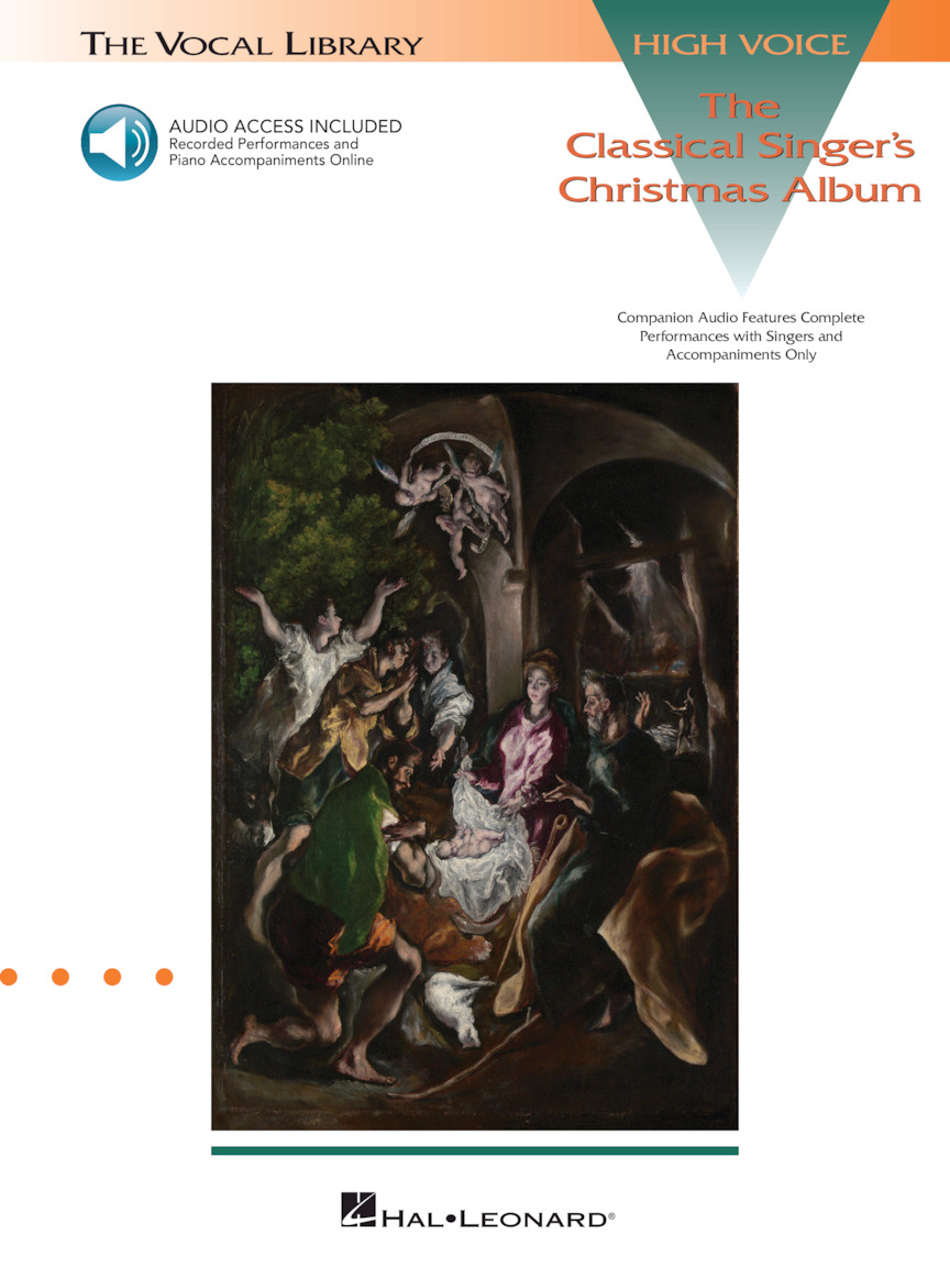 Product Cover for The Classical Singer's Christmas Album