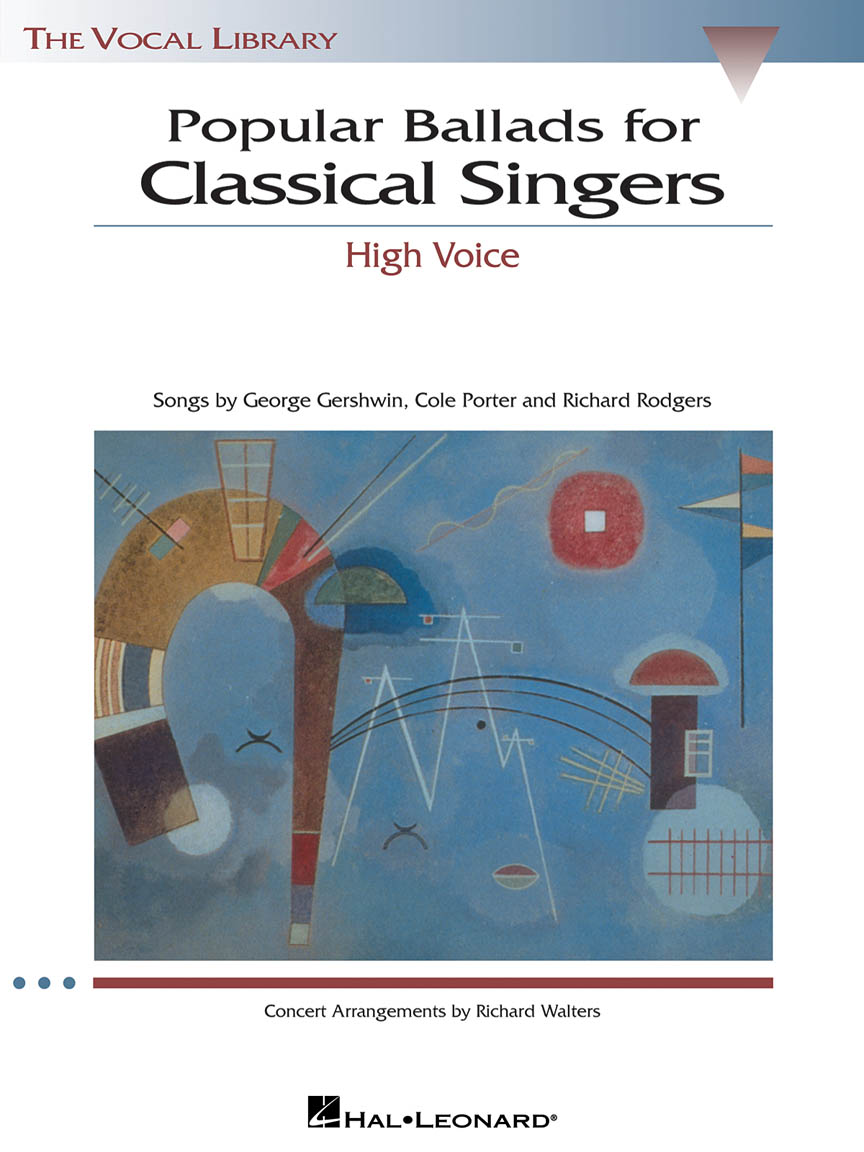Product Cover for Popular Ballads for Classical Singers