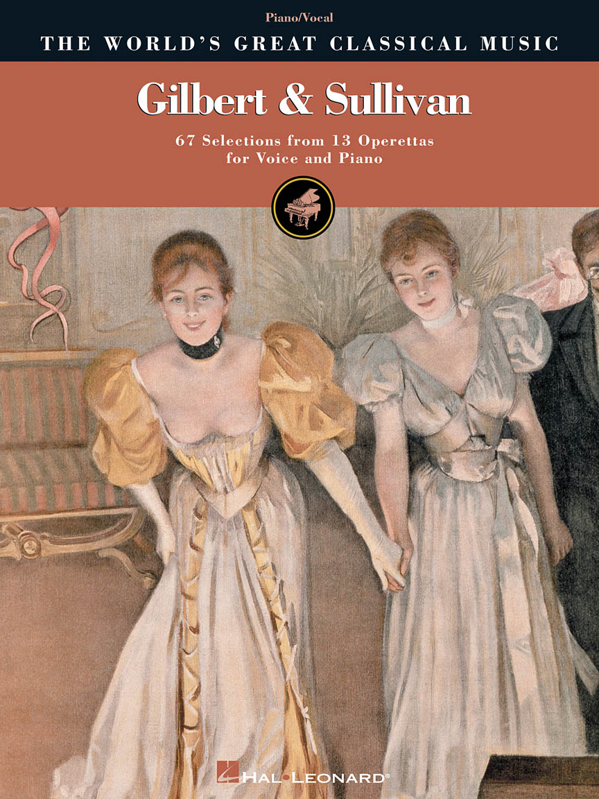 Product Cover for Gilbert & Sullivan